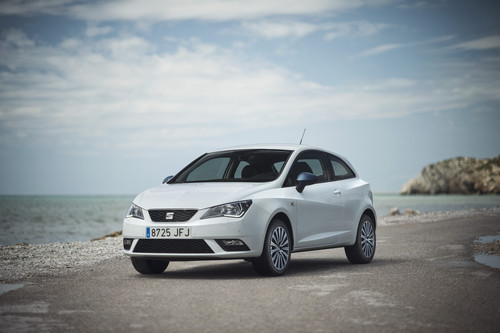 Seat Ibiza Connect.