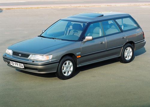 Subaru Legacy Superstation Edition 2.0 (1993).