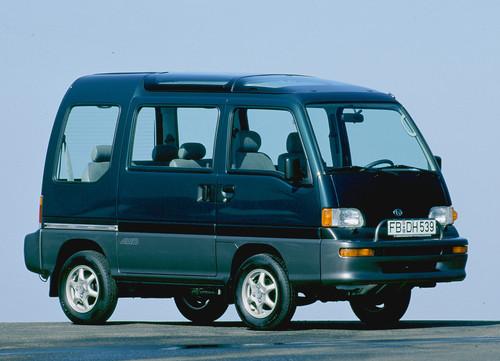 Subaru Libero 1.2 SDX SR (1995).