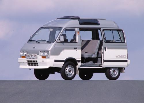 Subaru Libero E12 Spezial (1992).