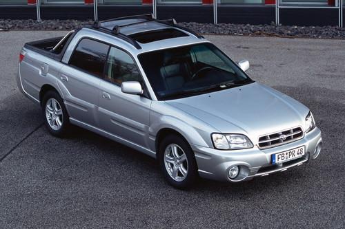 Subaru STX Baja 3.2 (2002).