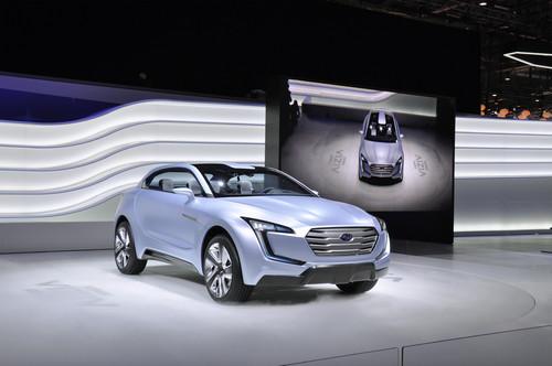 Subaru Viziv 2 Concept (2014).