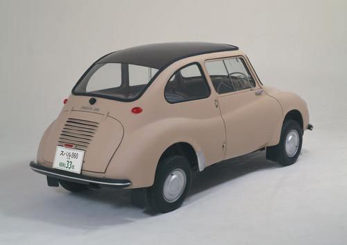 Subaru 360 (1958).