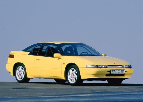 Subaru SVX 3.3 (1997).
