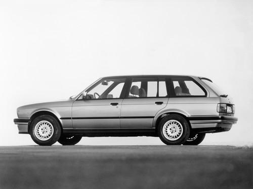 BMW 325iX.
