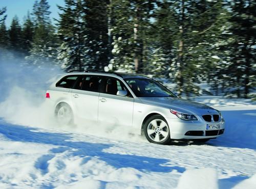 BMW 530xi.