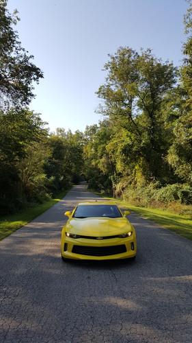 Chevrolet Camaro.