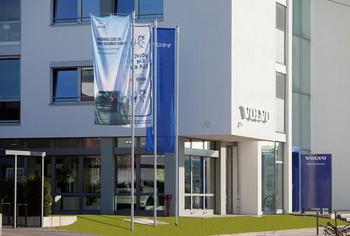 Volvo-Deutschlandzentrale in Köln.