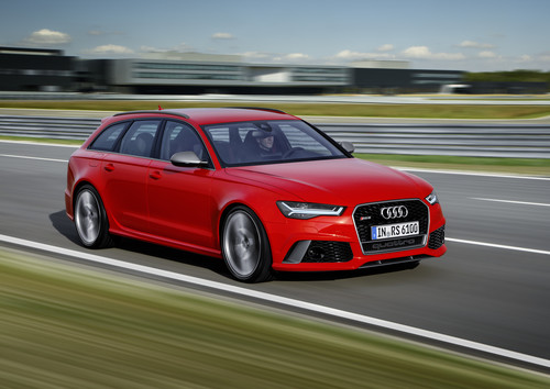 Audi RS 6 Avant Performance.