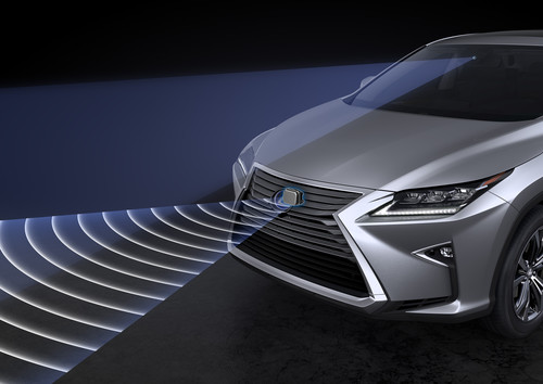 Lexus Safety System +.