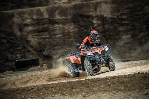 Zum Artikel Neues ATV-Einstiegsmodell von CF Moto