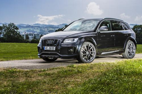Zum Artikel Abt zündet beim Audi SQ5 die nächste Stufe