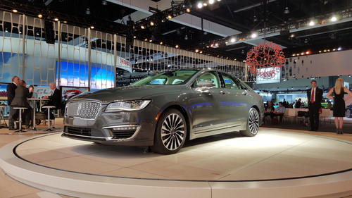 Lincoln MKZ.