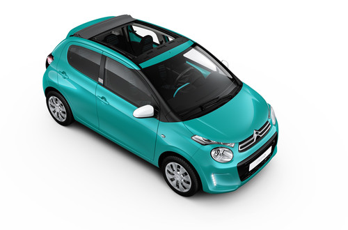 Citroen C1 Airscape Selction.