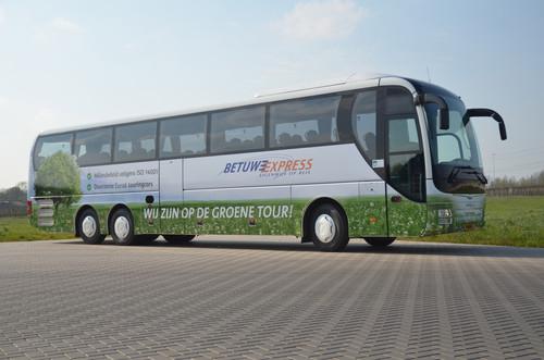 Ein Bus von Betuwe Express.