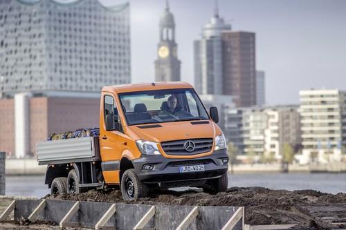 Mercedes-Benz Sprinter 6x6 von Oberaigner.
