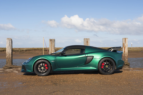 Lotus Exige Sport 350.