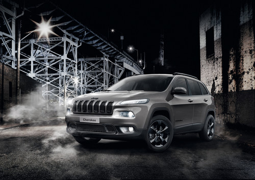 "Jeep Cherokee ""Night Eagle""."