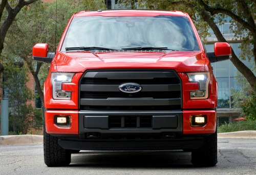 Ford F 150.
