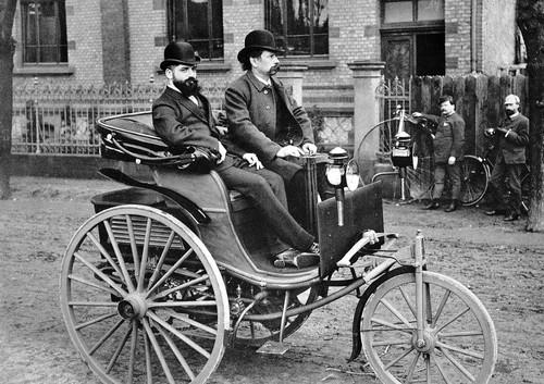 130 Jahre Automobil (2): Von der ersten Autofahrt zum Verlust der ...