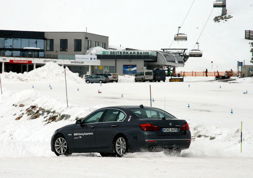 25 Jahre BMW Driving Experience.