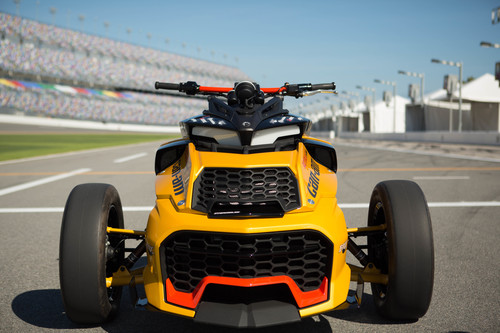Can-Am F3 Spyder Turbo Concept.