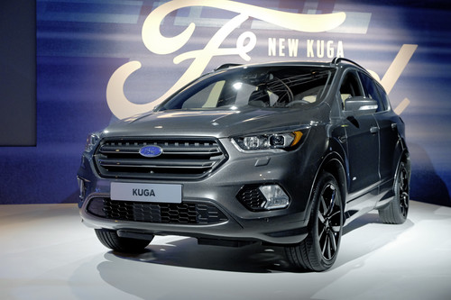 genf 2016 ford kuga wird berarbeitet auto medienportal net. Black Bedroom Furniture Sets. Home Design Ideas