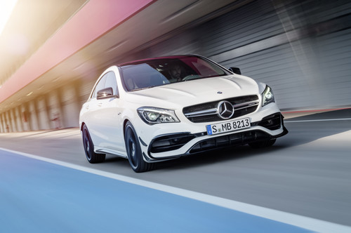 Mercedes-AMG CLA 45 4Matic.