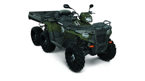 Polaris Sportsman 6x6 Big Boss.