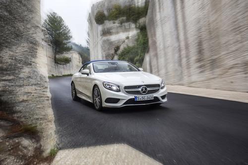 Zum Artikel Präsentation Mercedes-Benz S-Klasse Cabriolet: Das Traumschiff– jetzt wieder mit Sonnendeck