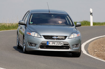 Ford Mondeo Viva Trend.