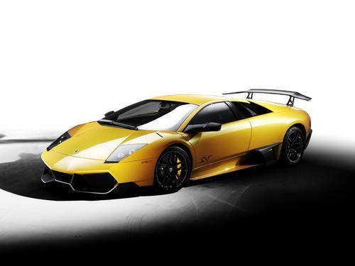 Lamborghini Murciélago (2001).
