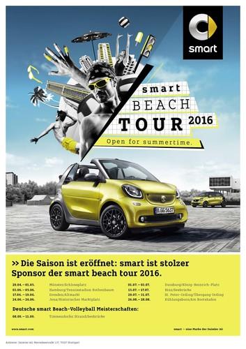 Smart Beach Tour.