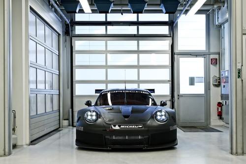 Nachfolger des Porsche 911 RSR.
