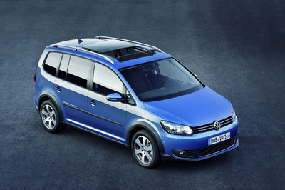 Volkswagen Cross-Touran.