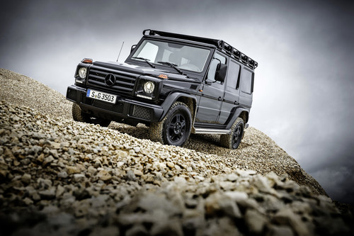Mercedes-Benz G 350 d Professional.