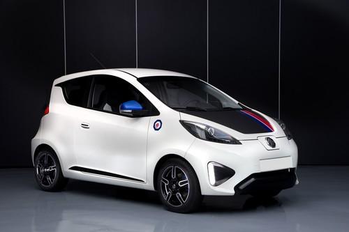 MG EV Concept 2.