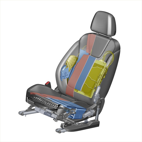 opel ergonomie sitz passt wackelt nicht und hat luft. Black Bedroom Furniture Sets. Home Design Ideas