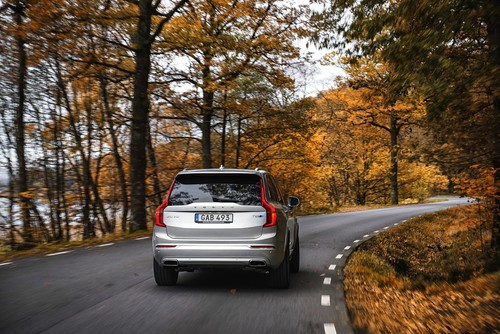 Volvo XC90 T8 Twin Engine Polestar.