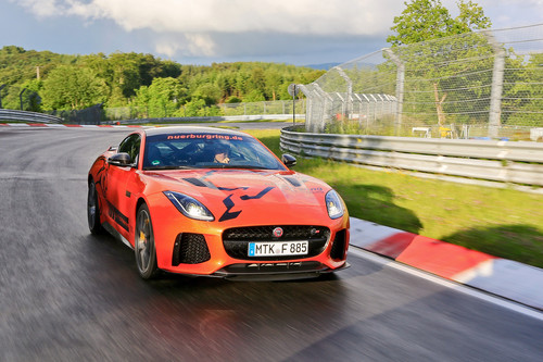 Jaguar F-Type SVR Ring-Cat.