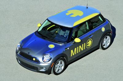bmw sucht noch einmal testfahrer f r den mini e auto medienportal net. Black Bedroom Furniture Sets. Home Design Ideas