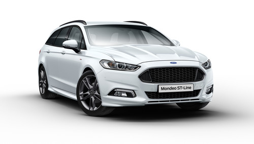 Ford Mondeo ST-Line.