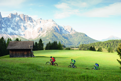 E-Mountainbikes.