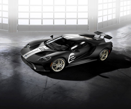 Ford GT '66 Heritage Edition.