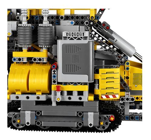lego bringt sein bislang gr tes technik modell auto. Black Bedroom Furniture Sets. Home Design Ideas