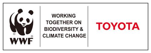 Toyota ist Partner des WWF.