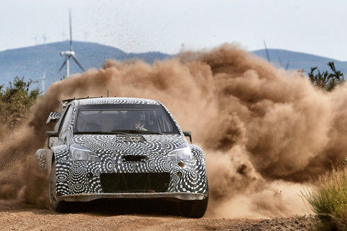 Rallye-Comback von Toyota.