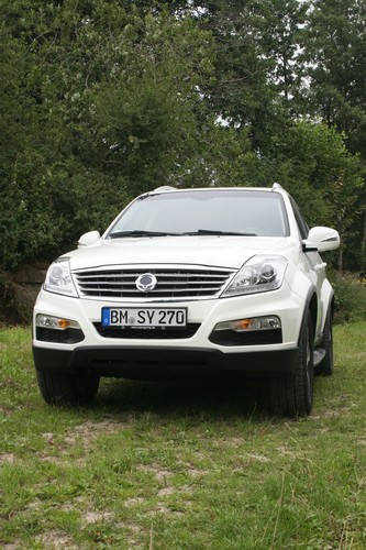 Ssangyong Rexton W Executive.