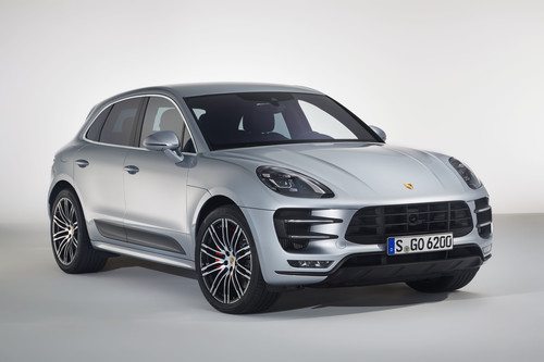 Porsche Macan Turbo mit Performance-Paket.