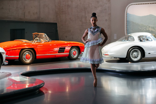 "Episode 6 der Mercedes-Benz-Filmserie ""Fashion Creatives""."